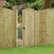 1.8mx0.9m Forest Heavy Duty Tongue and Groove Gate