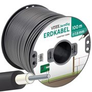 100m Fence Connection & Lead Out Cable 1.6mm