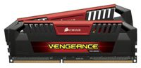 16GB Corsair Vengeance Pro DDR3 1600MHz PC3-12800 Dual Channel Memory Kit (2x 8GB) Red