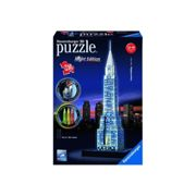 3D Jigsaw Puzzle with Led - Chrysler Building