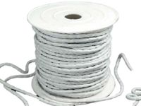 25m Ery Light Gray Lead Curtain Cord 50g/m, Other Accessories, Haberdashery