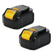 2x Battery Dewalt DCH273 - 3Ah