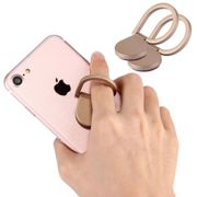 2x Xiaomi Mi 9T Finger-grip holder Golden Plastic