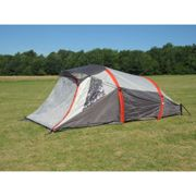 4 Man Inflatable Tent (Family Blow Up Camping Air Shelter with Pump)