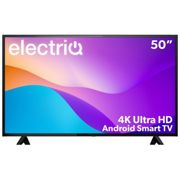 "50"" Android Smart 4K Ultra HD HDR LED TV with Freeview HD"