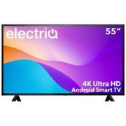 "55"" Android Smart 4K Ultra HD HDR LED TV with Freeview HD"