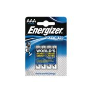 Energizer Ultimate AAA Lithium Batteries - Pack of 4