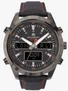 Accurist Mens World Time Display Watch 7245