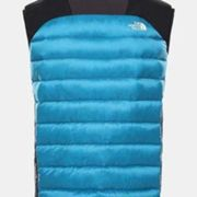 Acoustic Blue/Tnf Black/Weathered Black The North Face L Mens Impendor Hybrid Down Gilet