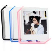 Acrylic Photo Frame for Fujifilm Instax SQUARE SQ10 Film 3 Pack