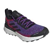 adidas - Women's Terrex Two Ultra Parley - Trail running shoes size 4, purple