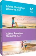 Adobe Photoshop + Premiere Elements 2021 Win/ Mac Mac OS