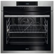 AEG BPE742320M Built In Pyrolytic Multifunction Single Oven - STAINLESS STEEL