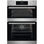 AEG DCB331010M SurroundCook Double Built In Electric Oven