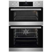 AEG DCB331010M Built In Multifunction Double Oven - STAINLESS STEEL