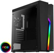 Aerocool Bolt RGB Windowed Mid Tower Case