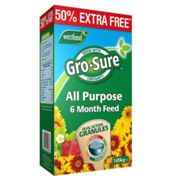 All Purpose 6 Month Feed Plant Food 1.1kg 50% Free