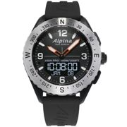 ALPINA WATCHES Alpinerx Smart Outdoors Black / Gris - Outdoor watch - Black - size Unique