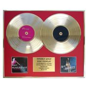 Amy Winehouse Framed Double CD on Gold Discs Presentation Limited Edition of 100 Worldwide