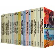 An Inspector Montalbano Mystery Books 1 - 18 Collection Set
