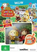 Animal Crossing Amiibo Festival + 2 Amiibo