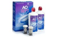 AOSEPT PLUS 2 x 360 ml with cases