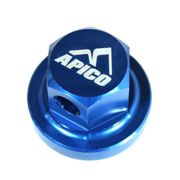 Apico Fork Sealing Bolt Removal Tool Showa Sff Air Fork 22mm Suspension Tool - Blue One Size