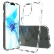 Apple iPhone 12 Pro Max Back Cover Cover Backcover Crystal Clear Plastic
