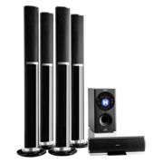 Areal 652 5.1 Channel Surround System 145W RMS Bluetooth USB SD AUX