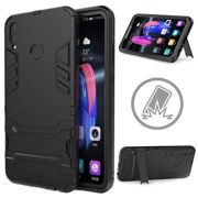 Armor Series Huawei Honor 8X Hybrid Case with Stand - Black