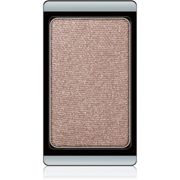 Artdeco Eyeshadow Duochrome Powder Eye Shadows in Practical Magnetic Pots Shade 3.218 soft brown mauve 0,8 g