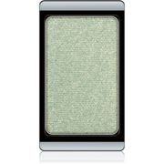 Artdeco Eyeshadow Duochrome Powder Eye Shadows in Practical Magnetic Pots Shade 3.250 late spring green 0,8 g