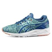 Asics Tiger Shoes Lifestyle GEL-KAYANO TRAINER EVO Woman 16/17 KING FISHER / SEA PORT 6,5