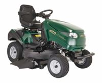 Atco GTX 48HR 4WD Twin Cylinder Side-Discharge Garden Tractor (4WD)