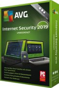 AVG Internet Security - 10 devices - 1 Year