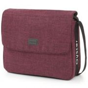 BabyStyle Oyster 3 Changing Bag, Red