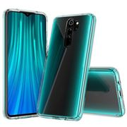 Back Cover for Xiaomi Redmi Note 8 Pro - Silicone, Crystal Clear Case