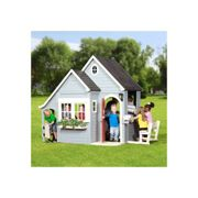 Backyard Discovery Spring Cottage Cedar Playhouse
