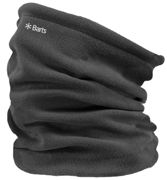 Barts Fleece COL Anthracite, Size One Size - Unisex Scarves, Color Grey
