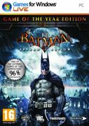 Batman: Arkham Asylum Game of the Year Edition [PC Download]