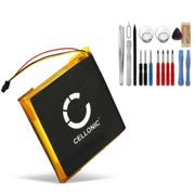 Battery for Beats Solo 3.0 Replacement Battery 350mAh Spare Battery + Tool-kit