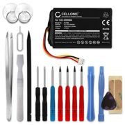Battery for Logitech Harmony Ultimate Replacement Battery 1050mAh Spare Battery Backup + Tool-kit