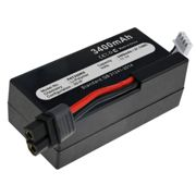 Battery for Parrot PF070250 Replacement Battery 3400mAh Spare Battery