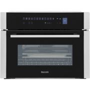 Baumatic BCS461SS Built In Compact Steam Oven - Stainless Steel