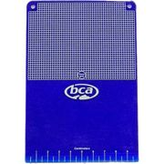 Bca Polycarbonate Crystal Card One Size Blue