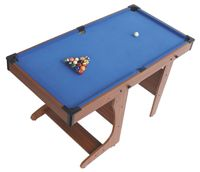 BCE 2-in-1 6ft Snooker and Pool Table