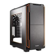 be quiet! Silent Base 600 Windowed Chassis - Orange