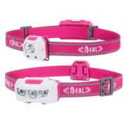 Beal Be Visi - Headlamp Pink One Size