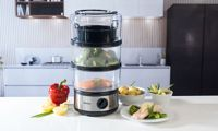 Beldray Three-Tier Food Steamer
