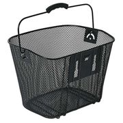 Bellelli Metal With Removable Front Support Basket One Size Black